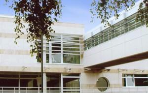 Ansamblu spitalicesc la Rouen