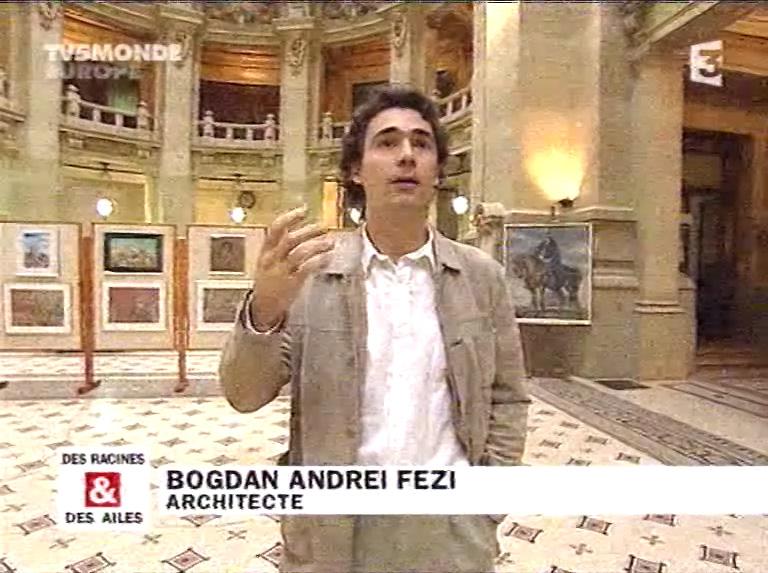Bogdan Fezi - Des racines et des ailes