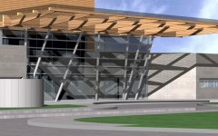 Sală multisport la Pavillons-sous-Bois